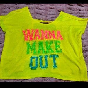 Sassy summer shirt